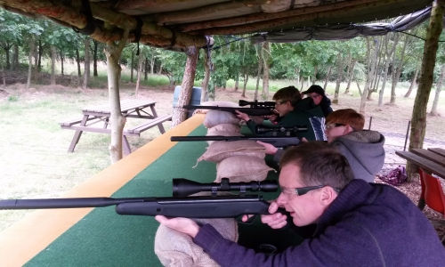 Shotgun, Air Rifle & Archery Taster £45