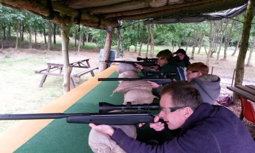 FunFair Air Rifle Range £25