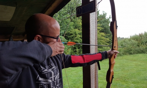 Air Rifle, Pistol Shooting and Archery £60
