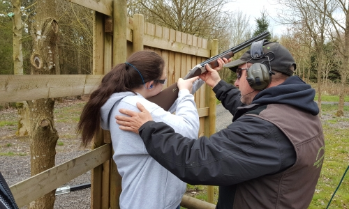 Have A Go Clay Shooting £36