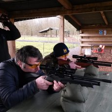 BASC Air rifle awareness course Central Midlands