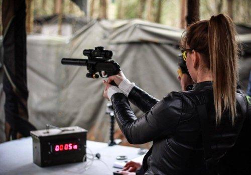 Zombie Blatt Fest Shooting Experience