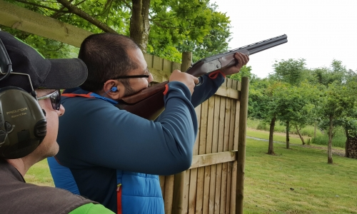 Clay Shooting Lessons £36