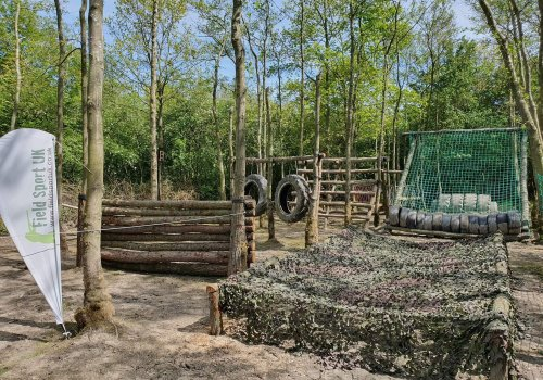 Assault Course and Camp Experience