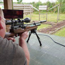 Rifle speed shooting experience
