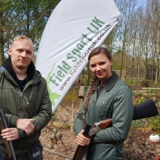 have a go clay shooting experience stag party