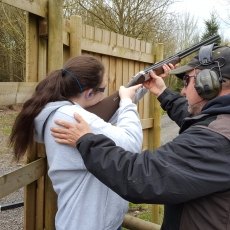 have a go clay shooting experience derbyshire