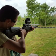 rifle shooting experience