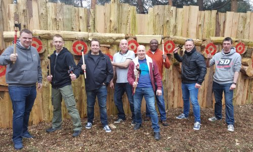 Axe throwing & Archery Package £50pp