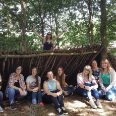 have a go bushcraft experience leicestershire