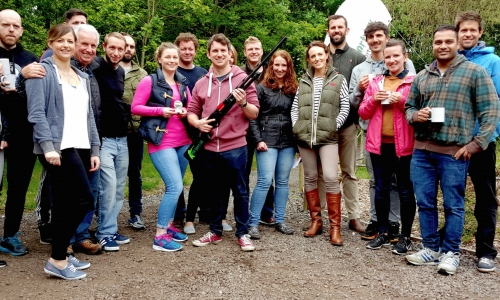 Archery and Clay Shooting £60