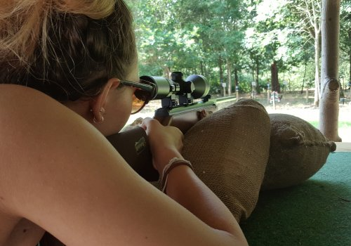 Shotgun, Air Rifle & Archery Taster £40