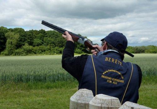 CPSA Module 1 Discover Clay Target Shooting