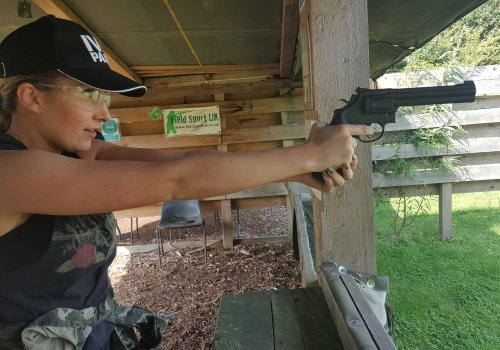 Air Rifle and Pistol Shooting Experience