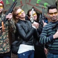 Zombie Shooting Experience Leicestershire