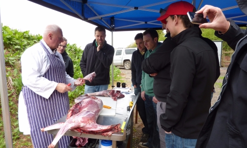 Game Butchery £85