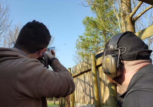 Archery and Clay Shooting £52