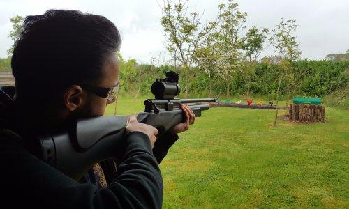 Moving Target Rifle