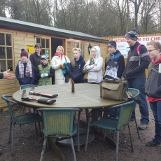 childrens clay shooting lessons derbyshire
