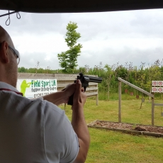 pistol shooting experience derbyshire