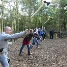Axe Throwing Experience corporate team building