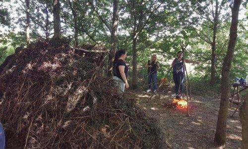 Camp Fire Challenge £22