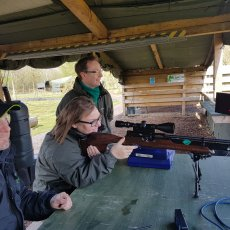 Rifle speed shooting experience midlands