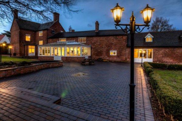 The Grange, Derbyshire