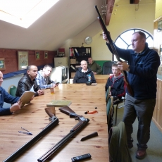 CPSA Shotgun skills Course Midlands