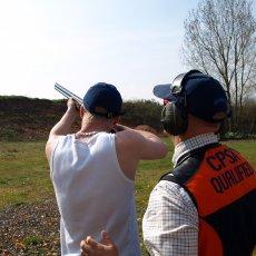 CPSA Shotgun skills Course Derbyshire