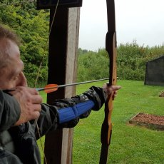 Archery stag party