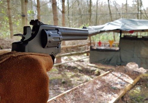 Dusk Till Dawn Pistol Shooting Package £36