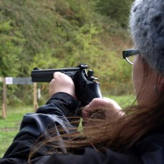 pistol shooting experience leicestershire