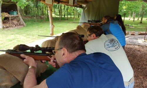 Air Rifle Range Hire (Bring your own Gun)