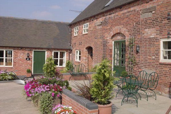 Upper Rectory Farm Cottages, Appleby Magna
