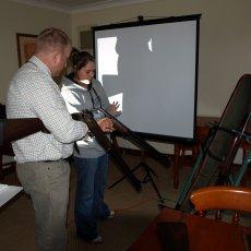 CPSA Shotgun skills Course Leicestershire