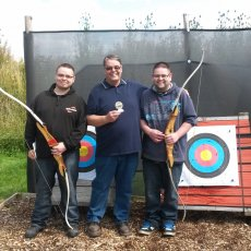 archery experience Derbyshire