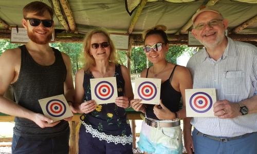 Funfair Shooting Experience £35