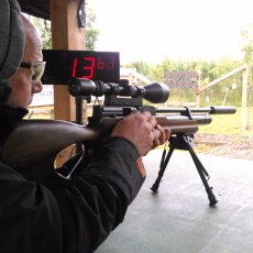 Rifle speed shooting experience derbyshire