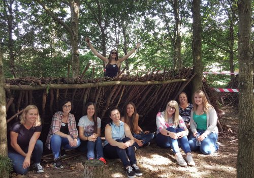 Assault Course, Survival Challenge and Air Rifle & Pistol Shooting