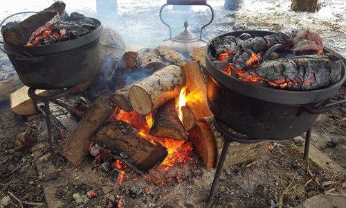 Campfire Bread Making £40