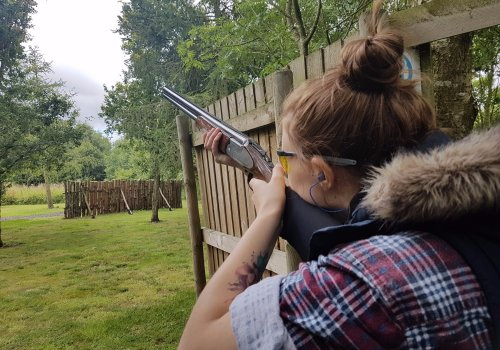 Air Rifle, Pistol Shooting and Clay Shooting £60