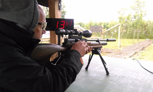 Rifle Speed Shooting