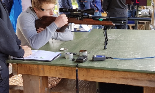 Air Rifle and Pistol Shooting £35