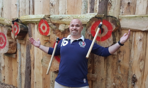Axe Throwing £28