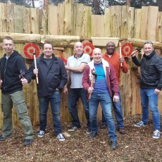 Axe Throwing Experience